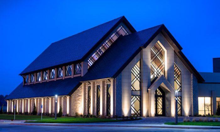 Central Community Church Chapel