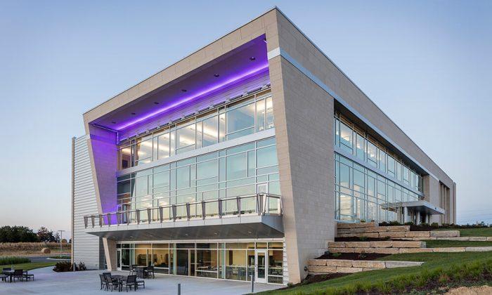 Foundation Building at KSU
