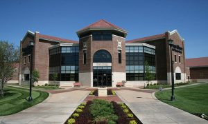 Newman University Dugan Library