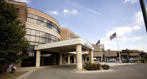 Susan B. Allen Memorial Hospital