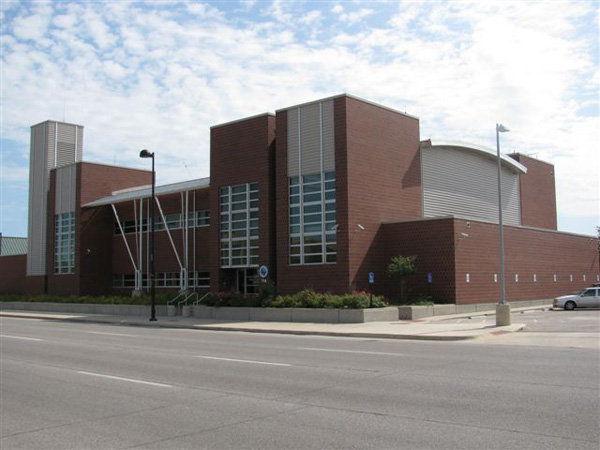 Sedgwick Co. Public Safety Center